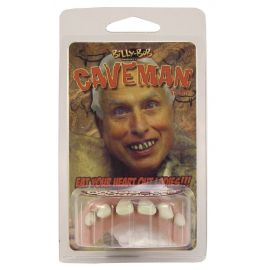 Caveman teeth