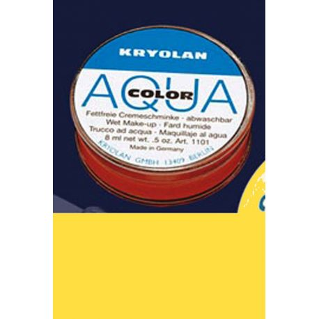 Body paint color 55ml - Yellow
