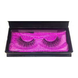 Synthetic silk eyelash No.1