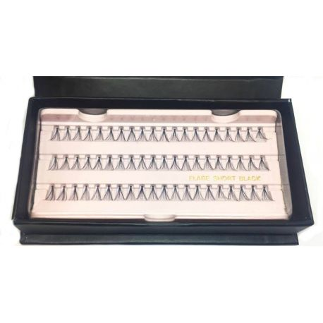 Single Synthetic silk lashes SHORT