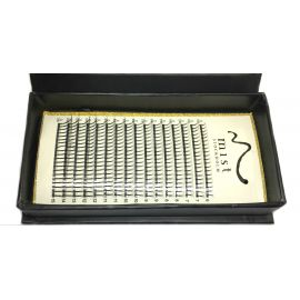 0.15 D MIX Synthetic silk lashes for eyelash extension