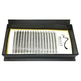 0.20 D MIX Synthetic silk lashes for eyelash extension