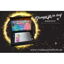 Present card - Glamour för en dag