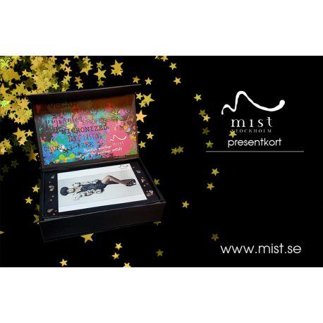 Presentkort - Mist produkter