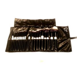 Pro luxury makeup brushes set - vegan