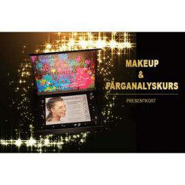Present card - Makeup & color analysis course