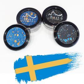 Sweden+Stockholm eyeshadows offer