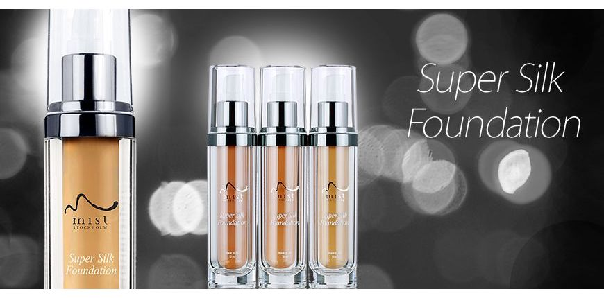 Super Silk Foundation