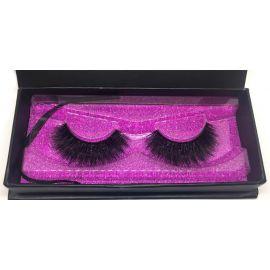 Synthetic silk eyelash No.4