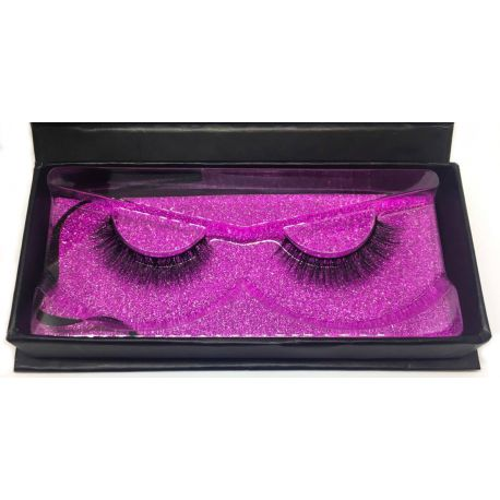 Synthetic silk eyelashes No.5