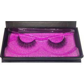 Synthetic silk eyelash No.6