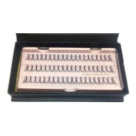 Single Synthetic silk lashes LONG