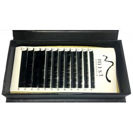 0.20 C MIX Synthetic silk lashes for eyelash extension