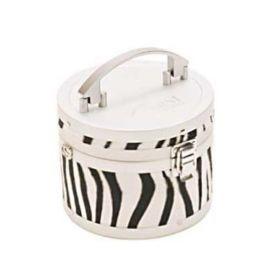 Zebra Make-up Box